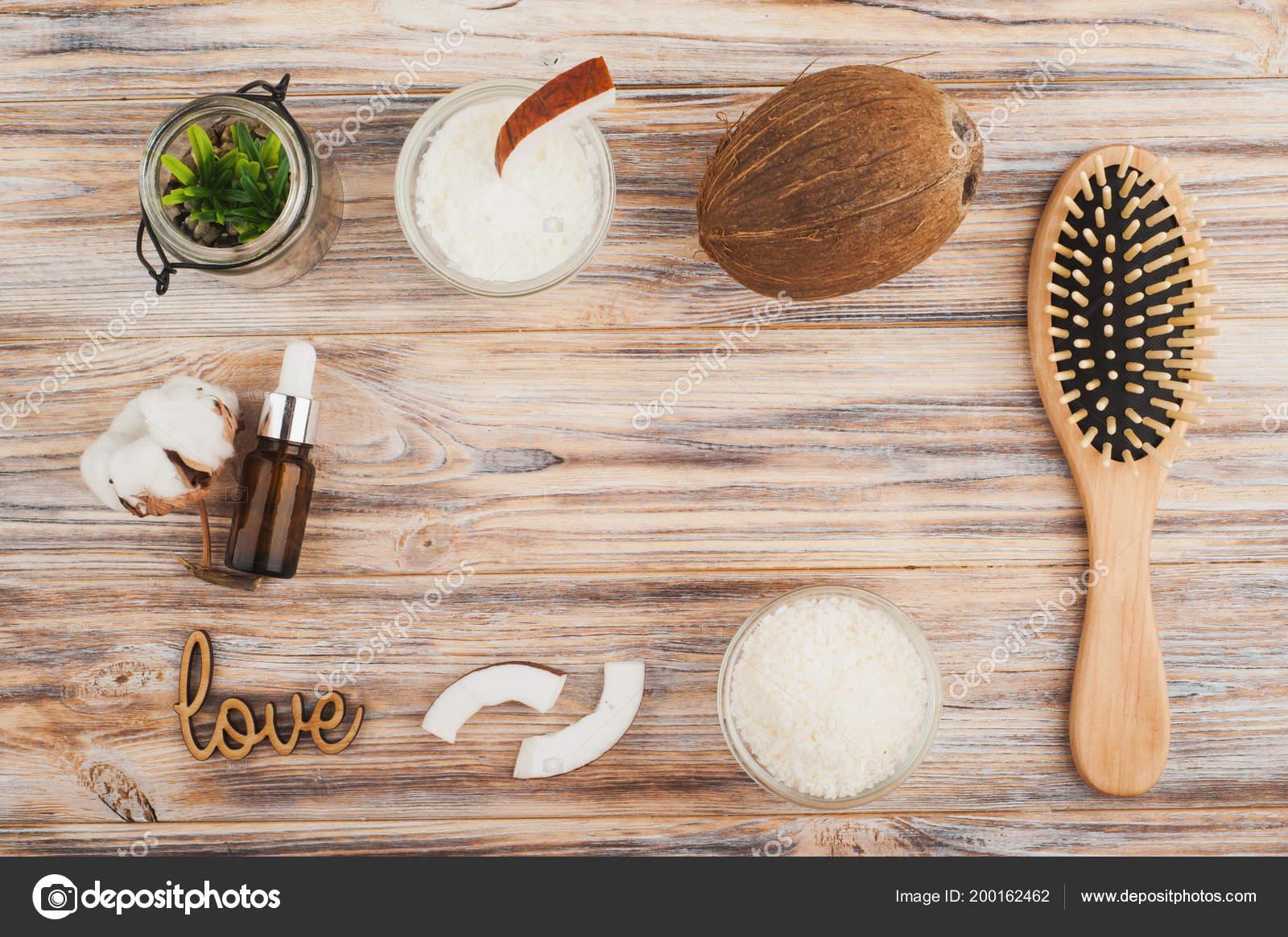 masque beurre de karité huile de coco