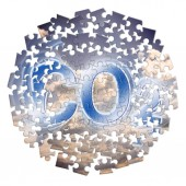 Reduction of CO2 presence in the atmosphere - jigsaw puzzle concept image
