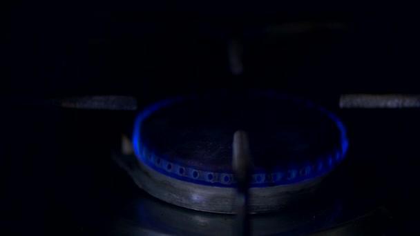 zvýšení spotřeby plynu na sporáku