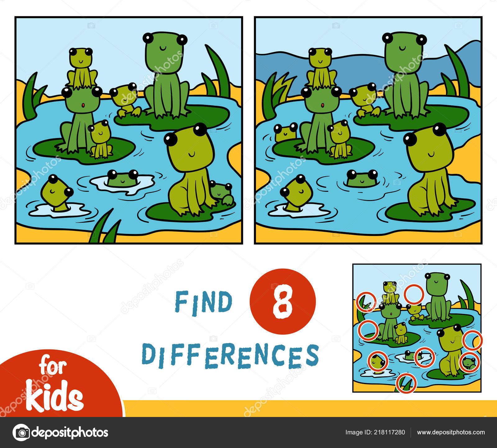 Spiel Unterschiede Finden