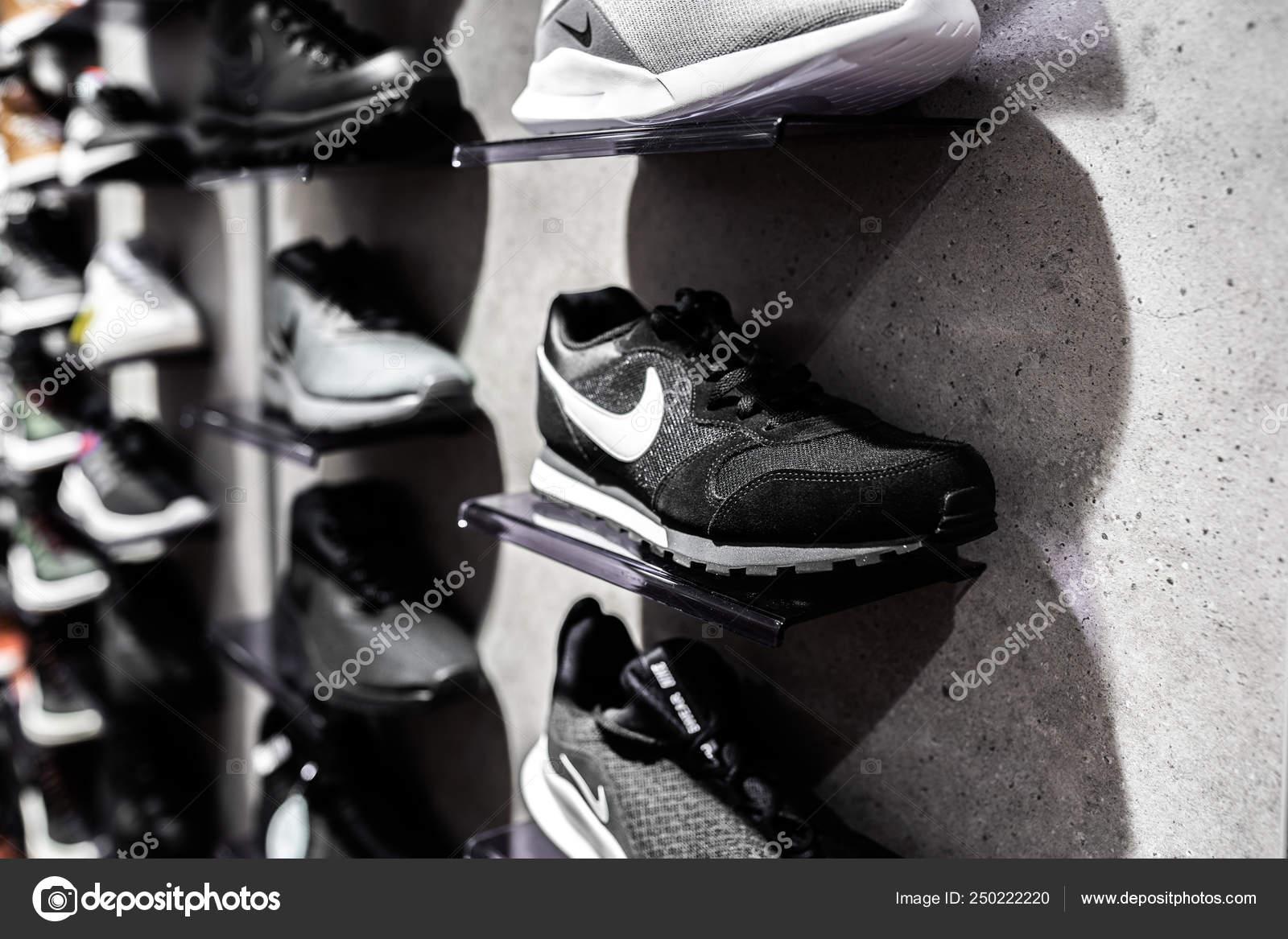 nike chico zapatillas 27