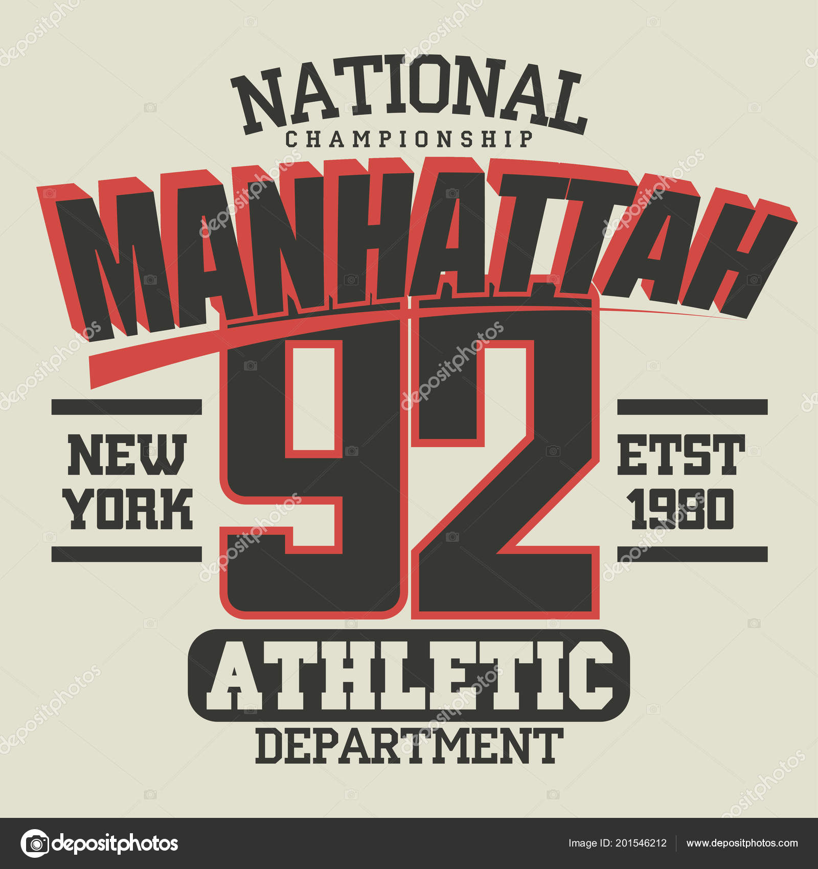 Sport wear typography emblem b23deb20c