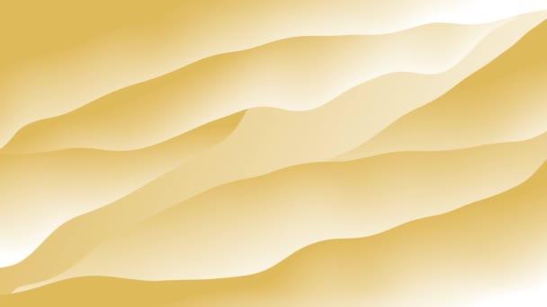 Sárga Mozgó színes vonalak elvont háttér
