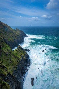"Картина, постер, плакат, фотообои ""в ирландии застрял американский керри постер пейзажи"", артикул 380629494"