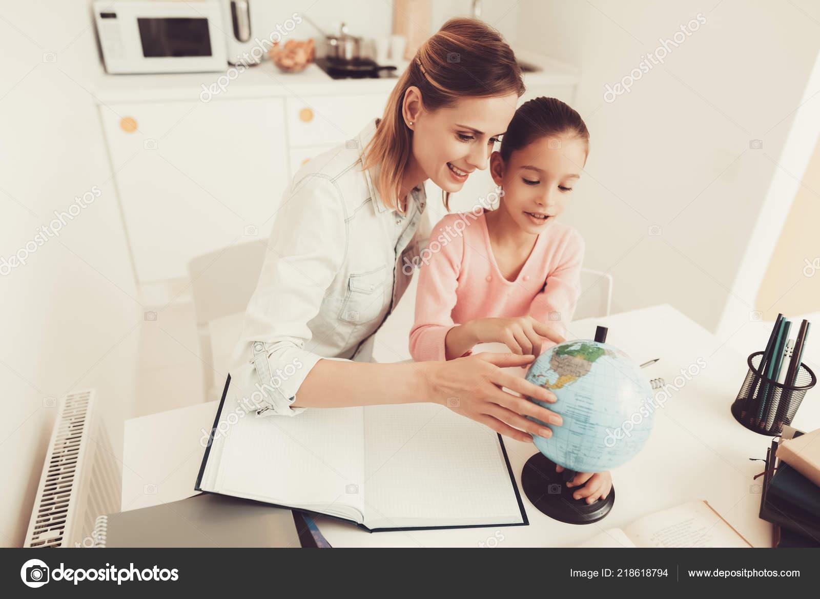 домашнее фото мама