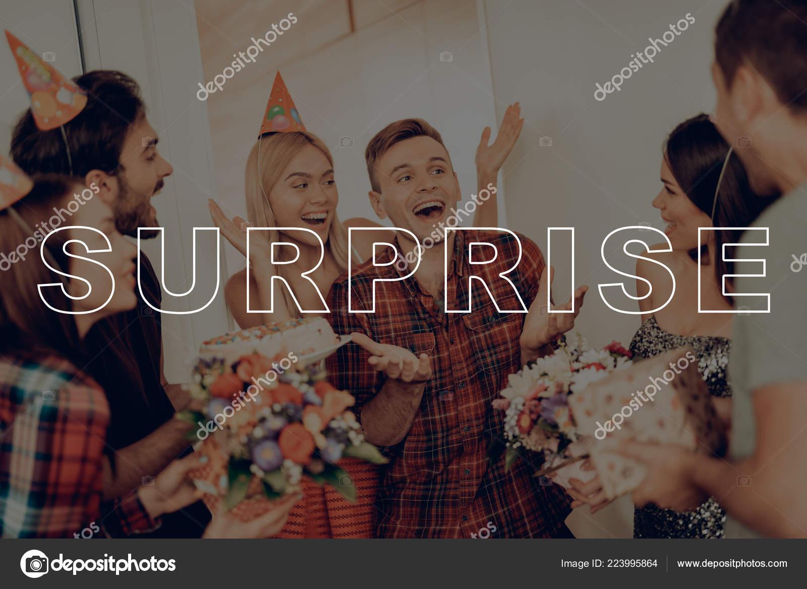 überraschung für freund geburtstag