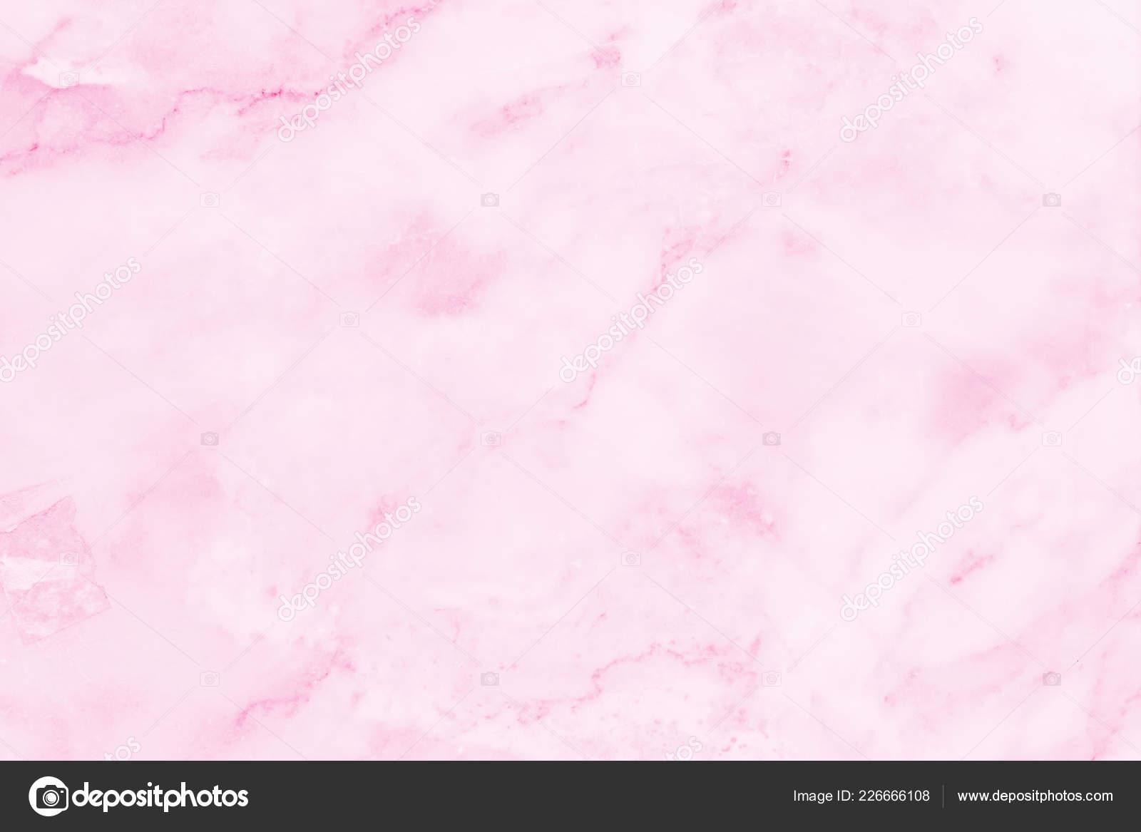 Struttura Marmo Rosa Sfondo Superficie Bianco Disegno Foto Stock