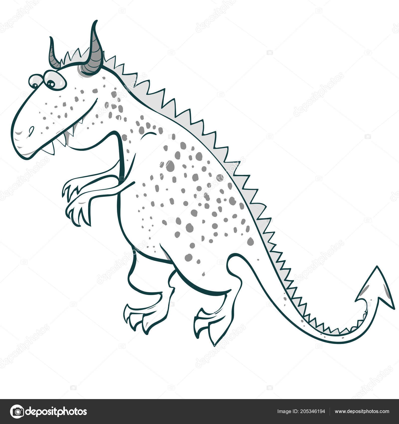 Il Dinosauro è Favoloso Un Giocattolo Per Bambini Vettoriali