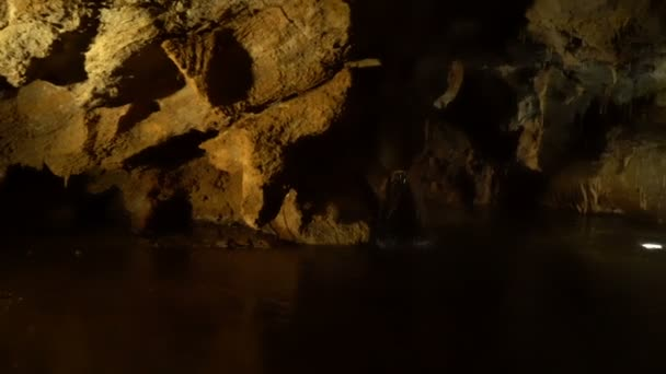inside Lipa Cave near Cetinje