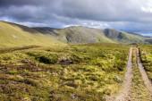 Sotland. Szenische Aussicht auf die Cairngorm Mountains. Braemar in Royal Deeside, Aberdeenshire, Schottland, Großbritannien.