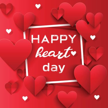 Download Wagon * Red Wagon * Hearts * Valentine * Valentine's Day Cutting File PNG