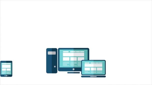 Webové štíty. HTML, CSS, Javascript. Ikony pro vývoj webu