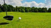 Gra w golfa, nauka