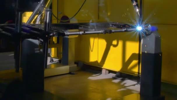 Fém vas lézer argon hegesztés ipari Cnc gép gyári.