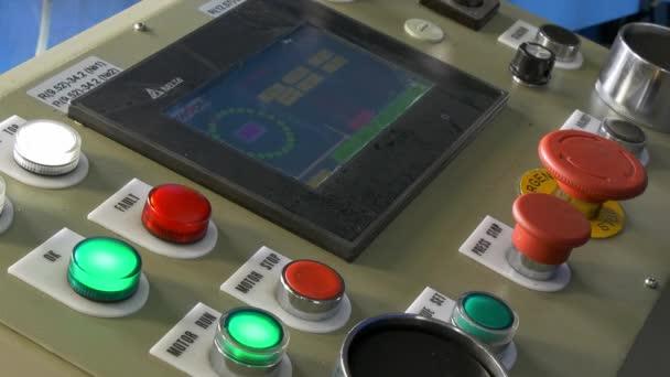 Control Panel-ipari Cnc gép gyári.