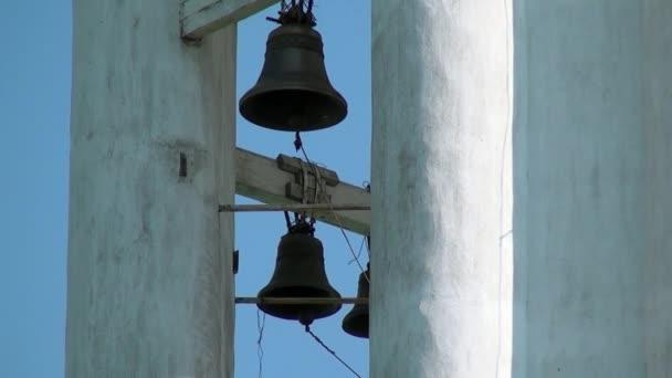 Bell tower pravoslavné církve svaté Trojice katedrála.