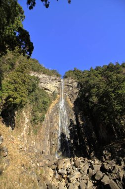 Nachi falls in Wakayama, Japan