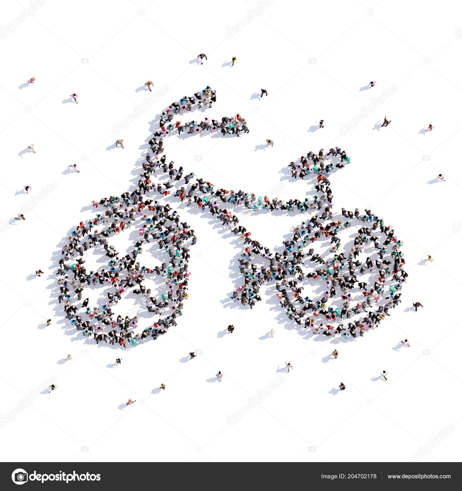 Fotografie Bicicletta Disegno Per Bambini Un Sacco Di Biciclette
