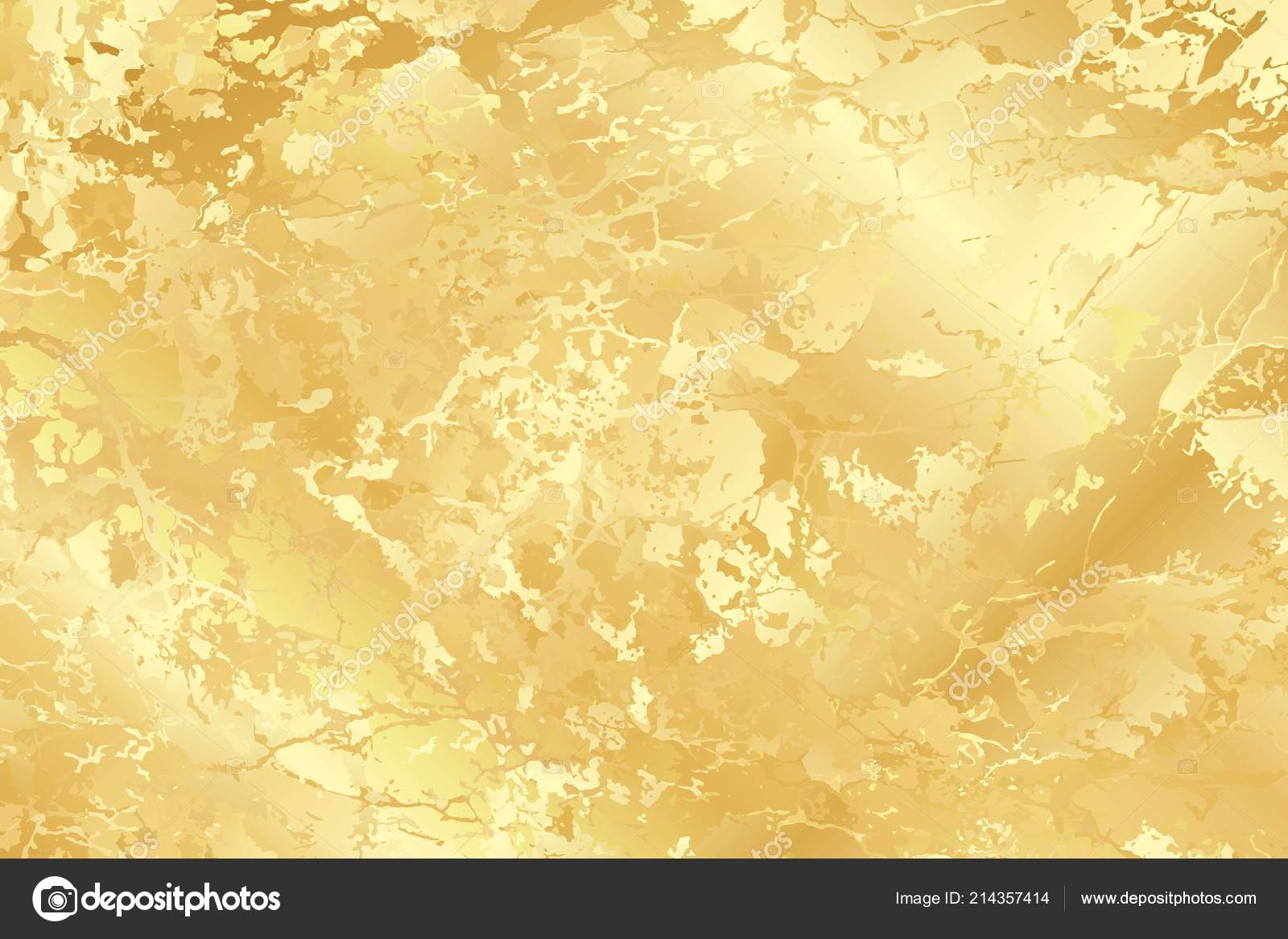 Fondo De Textura De Mármol Oro Para Tarjeta Invitación