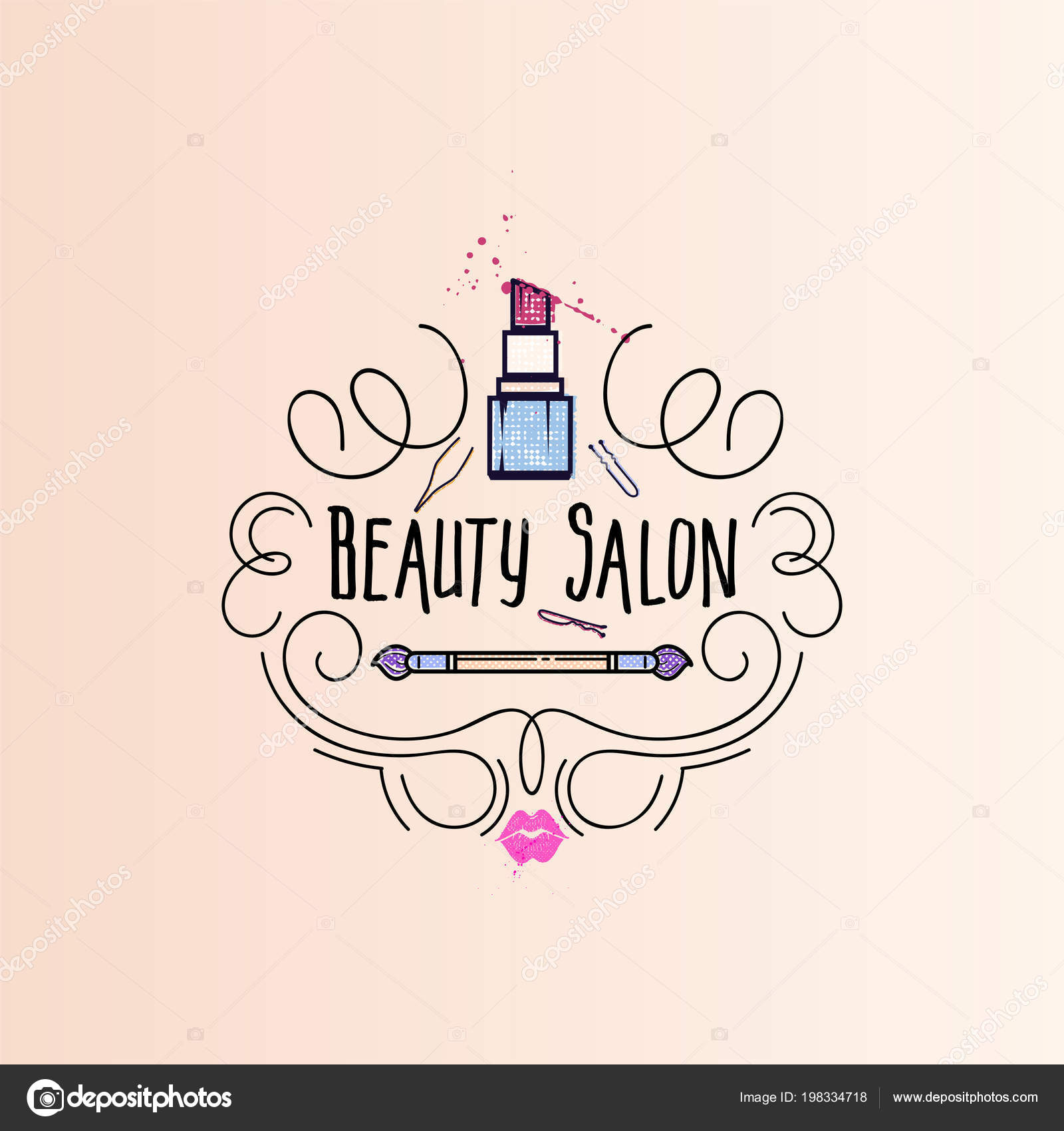 Makeup Artist Web Elements For Website Templates New Collection