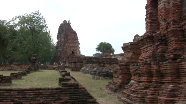 Wat Mahathat, Ayutthaya, Thajsko