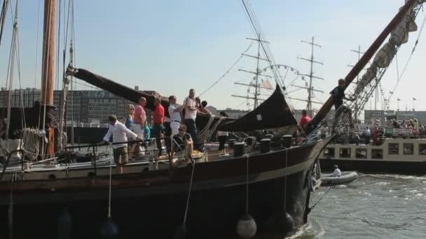 The first edition of Sail was in 1975,In the meanwhile SAIL Amsterdam has grown to become largest public event in the Netherlands and the largest free nautical event in the world