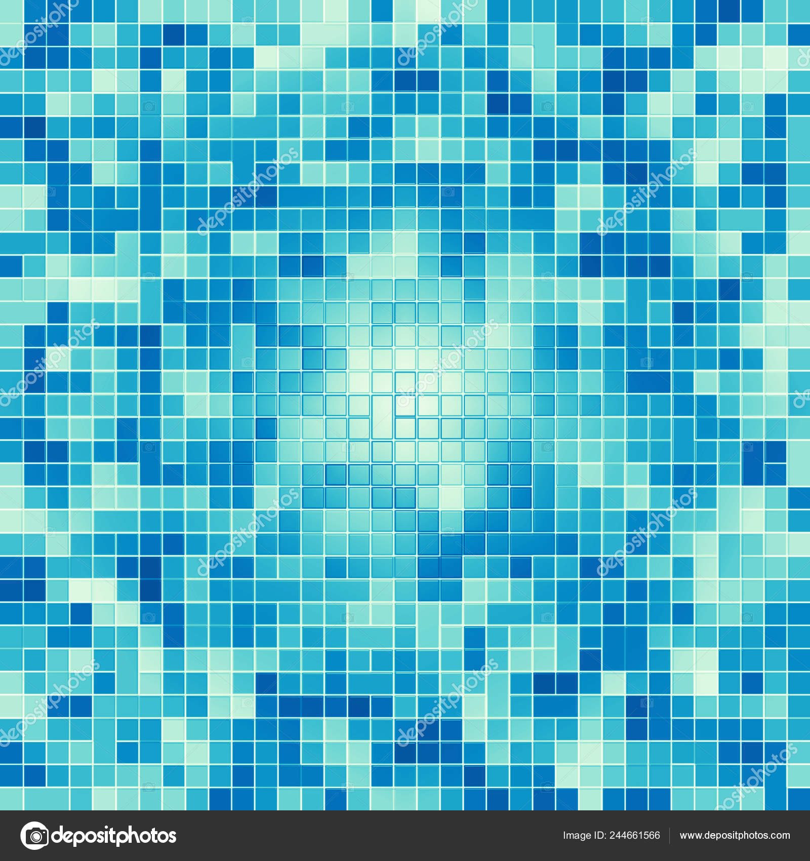 Texture Swimming pool Mosaic tile background. Wallpaper ...