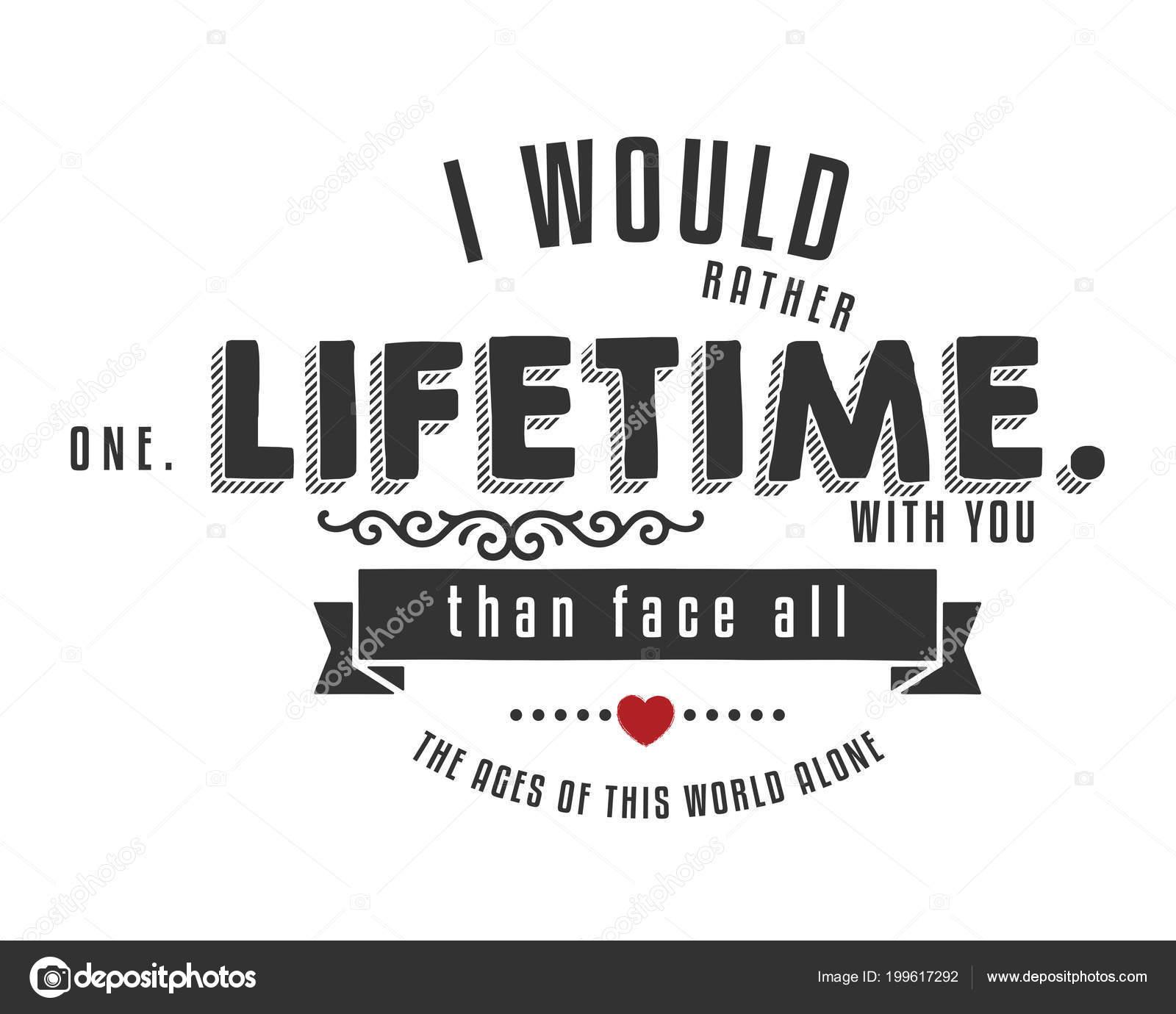 Ein leben mit dir