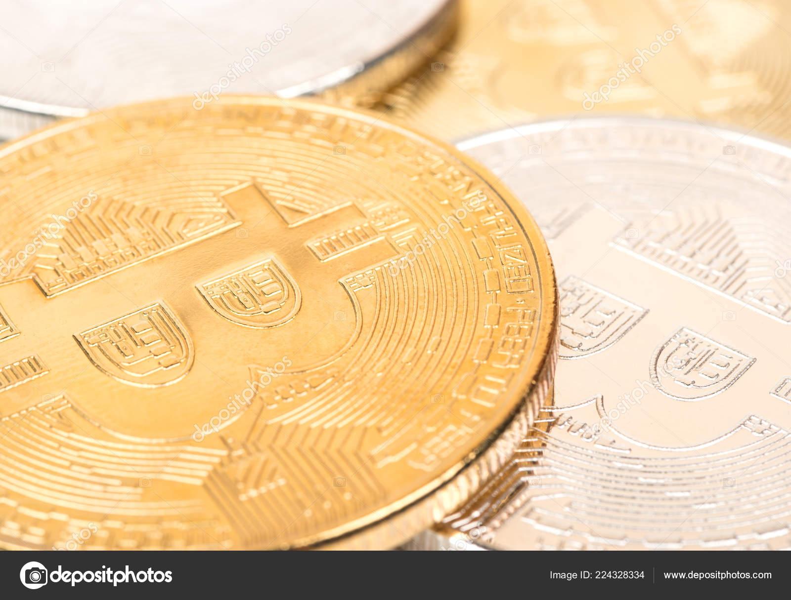 gold silver or bitcoin