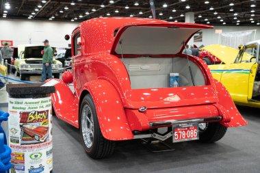 Detroit, Michigan, USA February 28th 2020: 68th Annual Autorama Hot Rod Show and Expo.