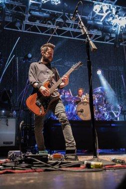 Orlando, Florida, USA - 7.19.2017: Chevelle performing at the House of Blues Orlando.