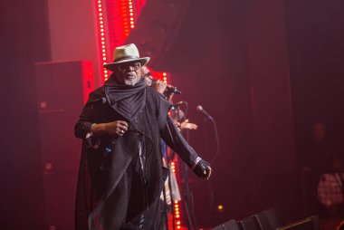 George Clinton singer, Motor City Sound Board, concert show, party event