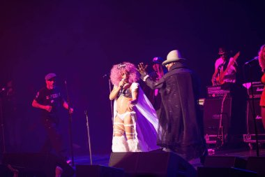 George Clinton, Motor City Sound Board, concert show, party event