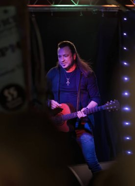 Michael Sweet of Stryper and The Sports Page