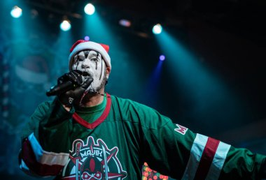 TWIZTID and Blaze, American horrorcore duo from Detroit