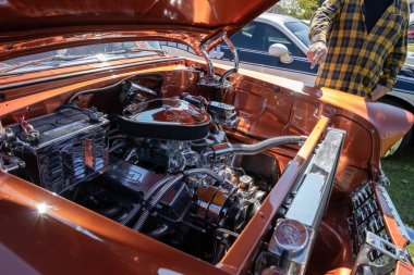 24th Annual Waterfront Car Show presented by the Vintage Motor Car Club of America on 9-21-2020