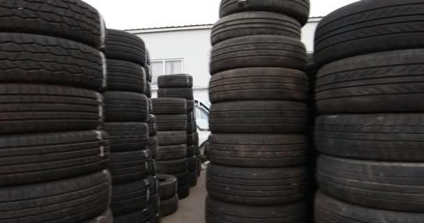 použité pneumatiky, analýza motor