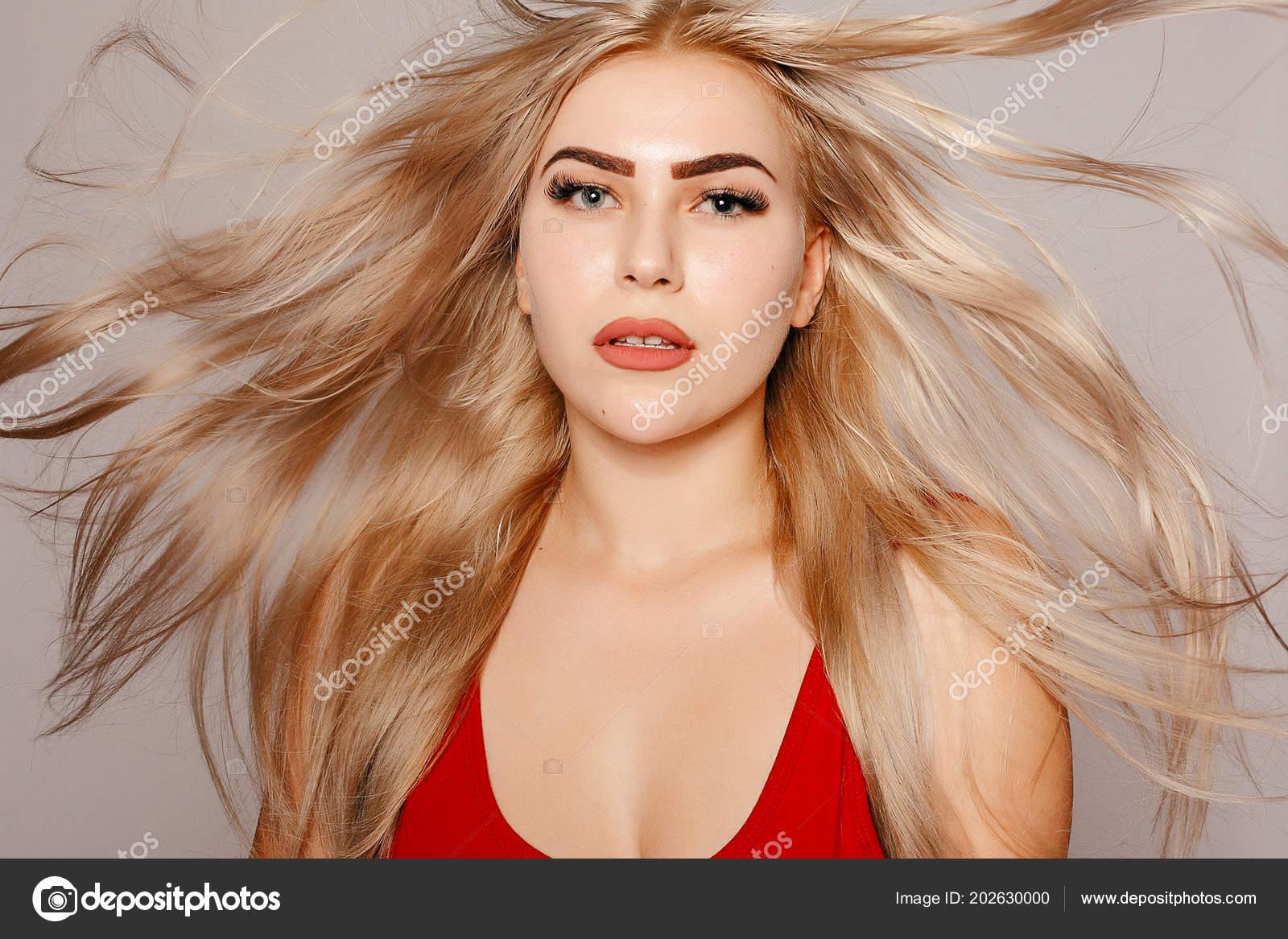 Blond braune haare jungs
