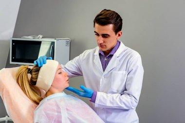 Beauty, fashion and medicine, plastic surgery