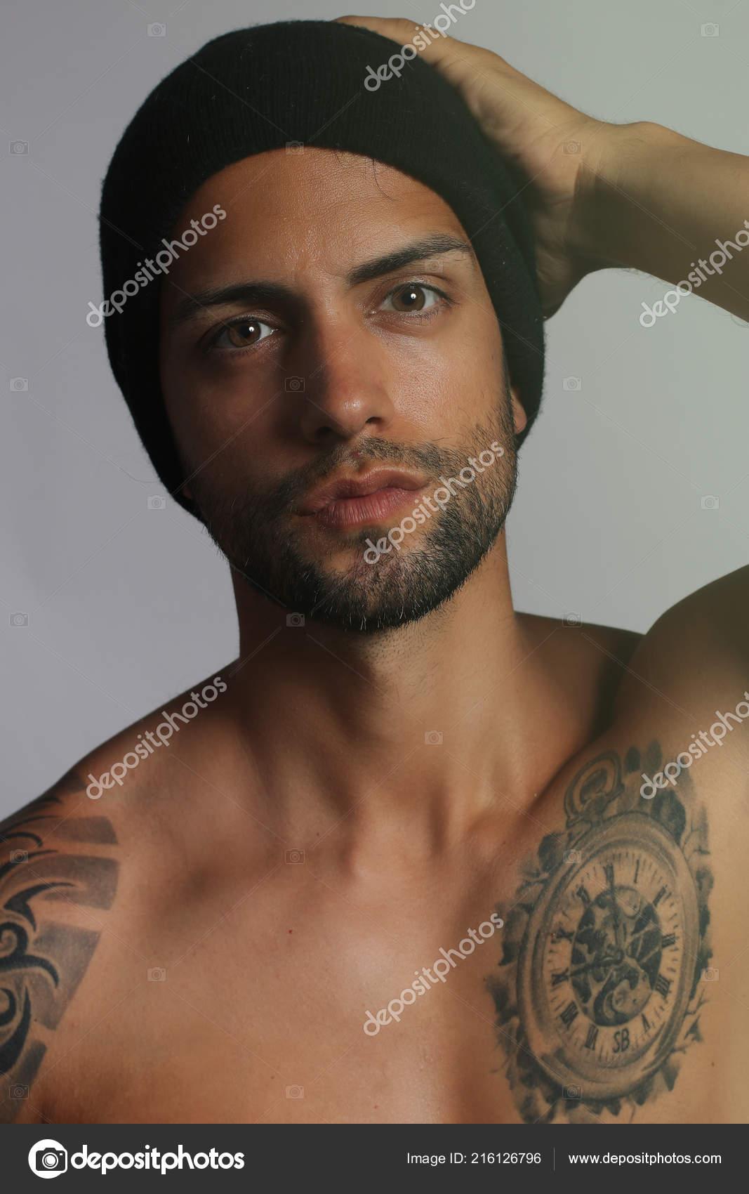 Сексуальные татуировкиу мужчин