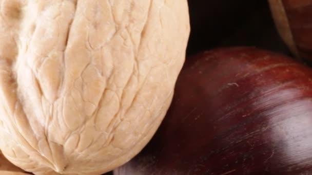 Vlašské ořechy a kaštany bio