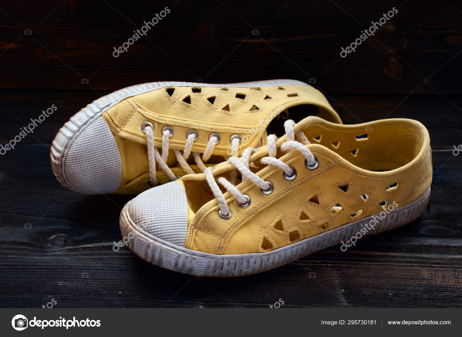 old fashioned sneakers