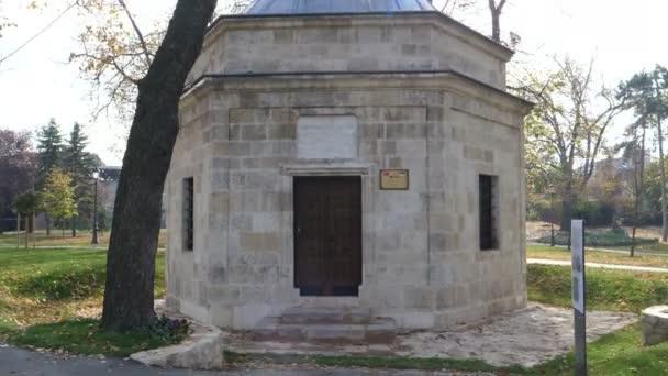 Hrobka Silahdar Damat Ali Paša Osmanská říše Velký vezír Bělehrad Pevnost