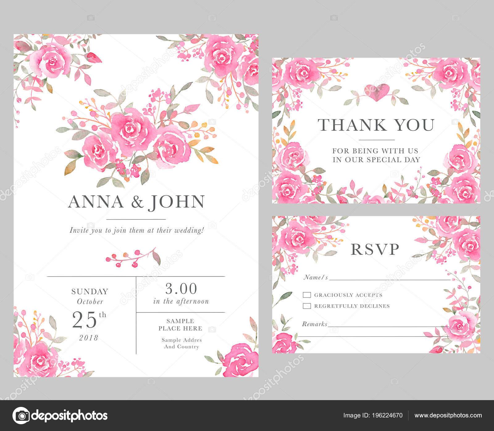 wedding wish card template