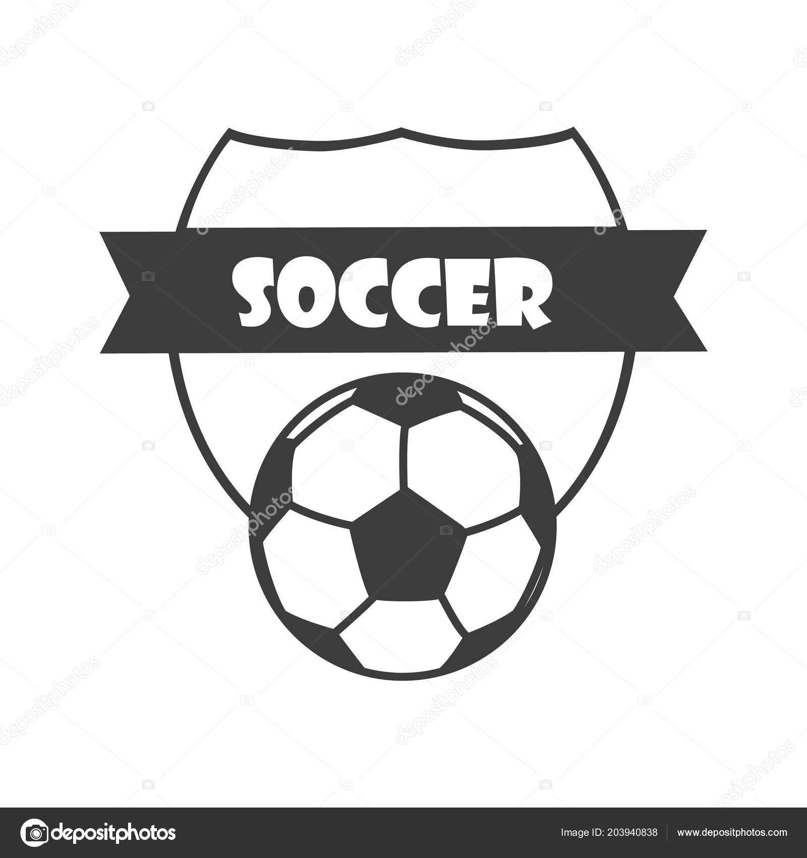 Fútbol Fútbol Club Trama Insignia Plantilla Tarjeta Identificación ... 0cd56c34a6389