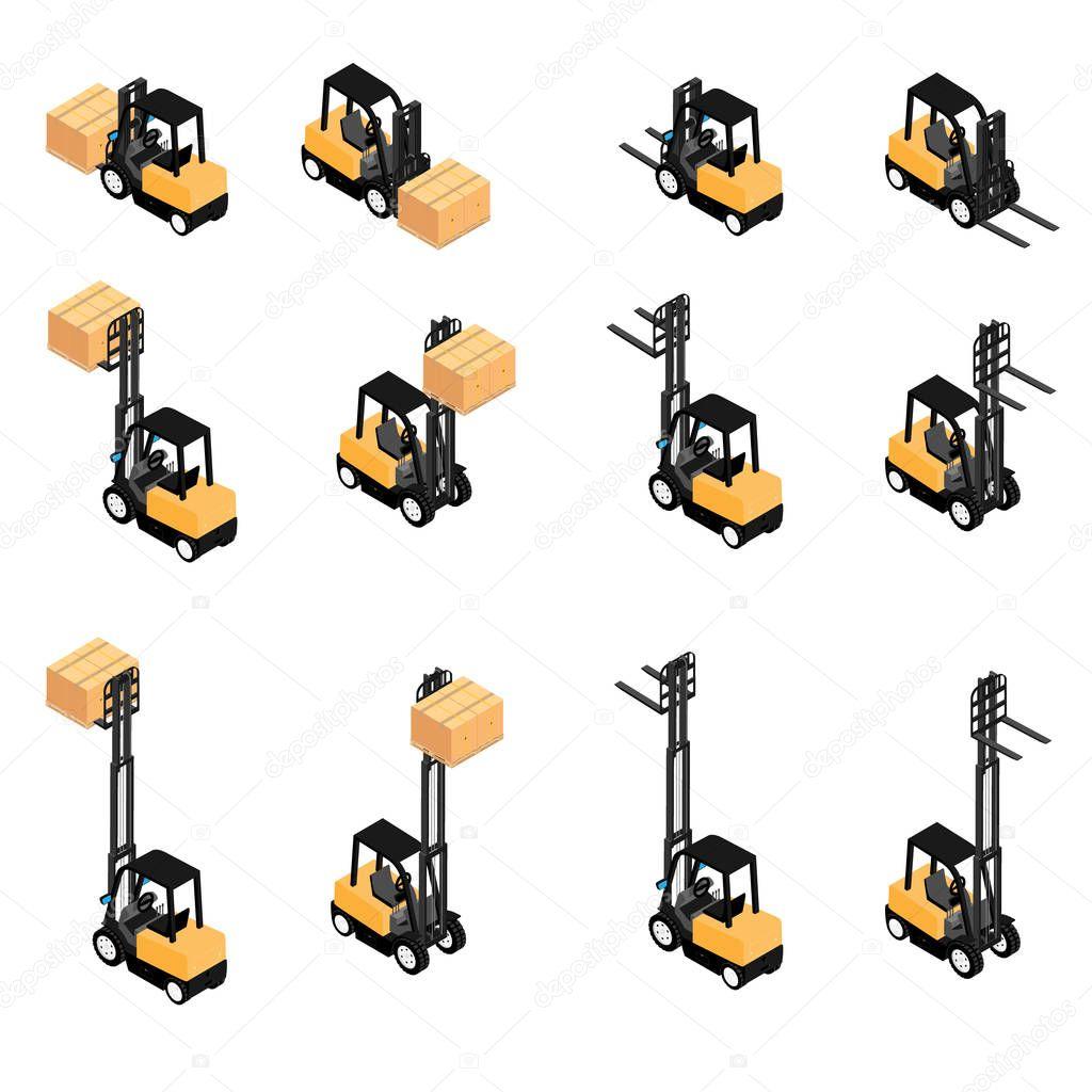 Heavy Equipment Stock Illustrations, Cliparts And Royalty Free Heavy  Equipment Vectors