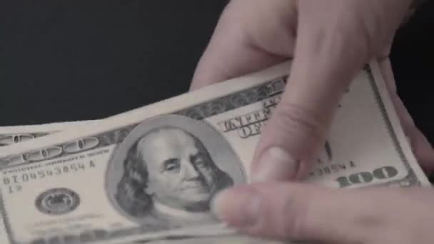Americký dolar. Peníze