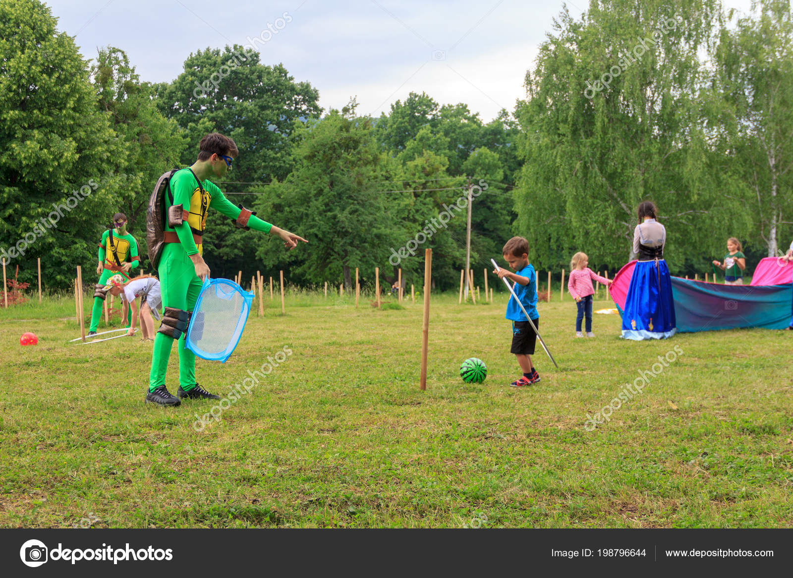 Holidays in June 2018 in Russia 5