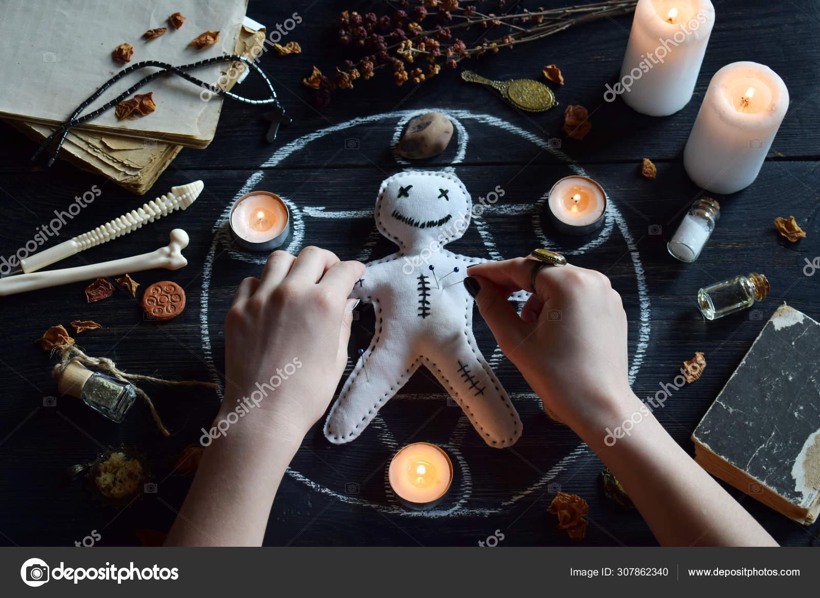 Хэллоуин и любовное зелье