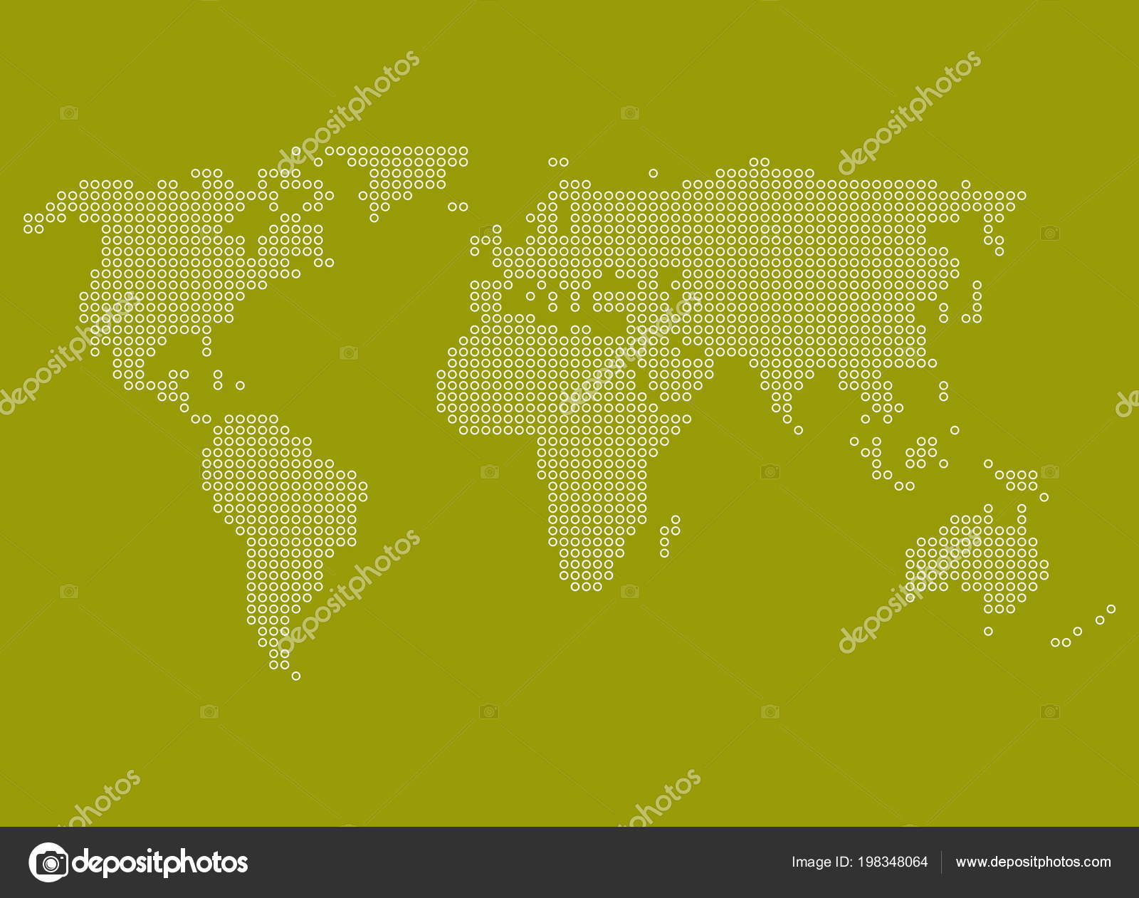 Simple world map white dots green yellow background stock photo simple world map white dots green yellow background stock photo gumiabroncs Image collections